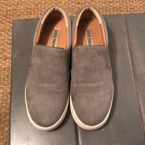 e2298183b82 Steve Madden Genette Platform Sneaker. M 5a51b2ae2ab8c59535044825